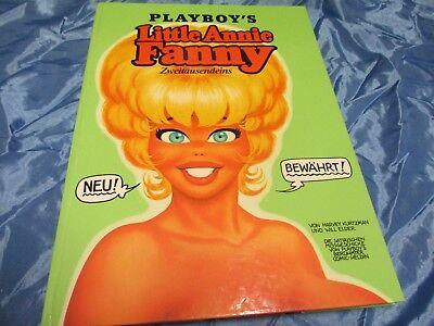 Annie Fanny ,Comics Buch ,1. Auflage 1979 , Zweitausendeins  (50er Jahre Playboy)