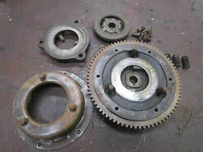 John Deere 720 Pony Motor Clutch And Flywheel Assembly  Antique Tractor