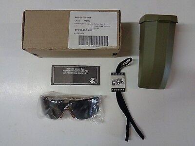 NEW USGI Military Class 2 Ballistic Laser Eye Protective Spectacles BLPS