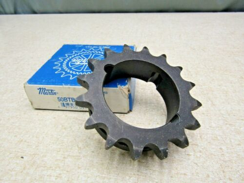 Martin Sprocket 50BTB16-1610 #50  16 Tooth 1610 Taper Bushing Bore