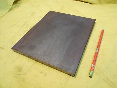 A-36 Steel Flat Bar Stock Tool Die Machine Shop Plate 12 X 8 X 9 12 Oal