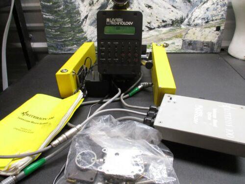 Laser Technolgy Inc. Criterion 100  Survey Laser Series
