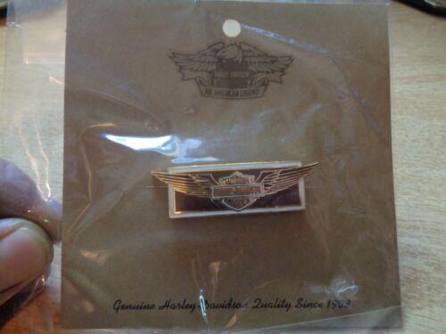 Harley Davidson Motorcycle Pin Factory HD Dealership Hat Vest Shirt Jacket Badge