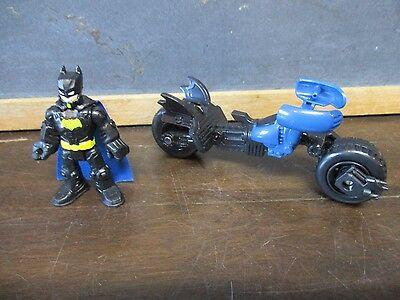 Fisher Price Imaginext Penguins Headquarters Lair Batman Cycle Motorcycle Part