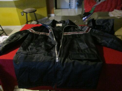 PIEDMONT AIRLINES VINTAGE JACKET SIZE M WITH ATTACHABLE HOODIE