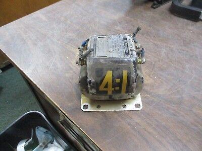 Westinghouse Type Emp -0.6 Potential Transformer 254a476g03 Ratio 41 Pri480v