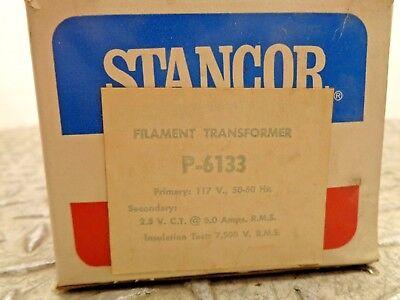 Stancor Filament Transformer P-6133