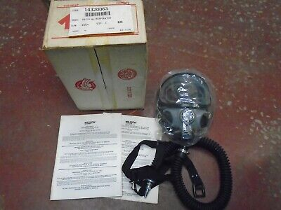 Willson Titeseal Full-face Supplied Air Respirator S6670 New-old-stock