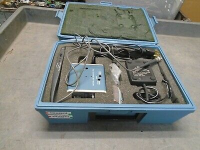 Tektronix Model P6021 Ac Current Probe 125 Turns And Type 134 Current Probe Amp