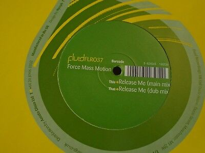 Force Mass Motion   Release Me   12  Single