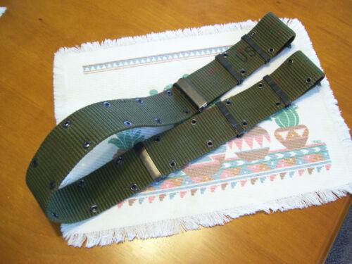 Cincinnati Association USGI LC-2 Individual Equipment Belt Lg Old Style Buckle