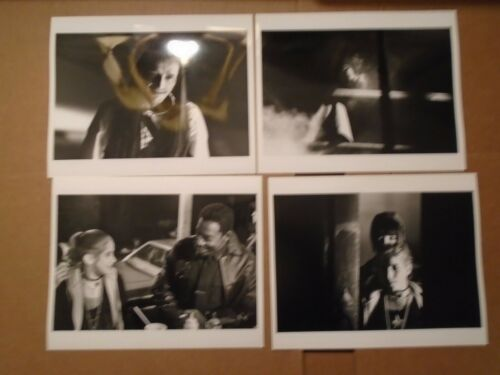 THE CROW BRANDON LEE COMIC GOTH LOT ORIGINAL VINTAGE glossy b&w movie photo