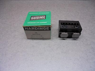 Hardinge Dv-59 D6 Multiple Tool Holder Front Position