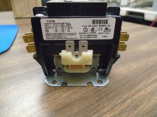"Hartland Contactor; HCC2XQ02GG271C; ""USED"""