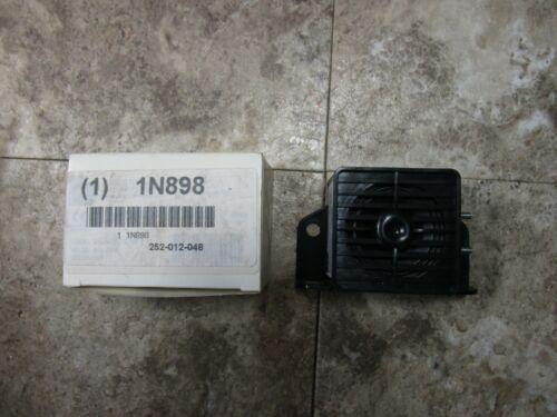 Federal Signal  252-012-048 - Electric Backup Alarm