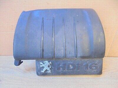PEUGEOT 207 2007 MK1 1.6 16V HDI 9HX DIESEL ENGINE COVER 9659999880 ,9659999980