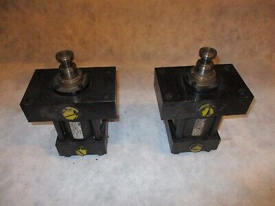 Parker 2h Hydraulic Cylinder 3-14 Bore X 1-12 Stroke