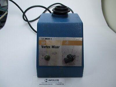 Sp American Scientific Products Vortex Mixer S8223-1