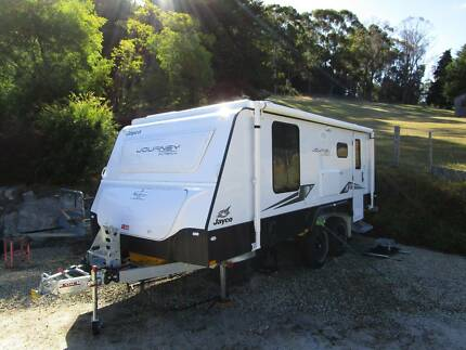 2016 JAYCO JOURNEY OUTBACK St Helens Break ODay Area Preview
