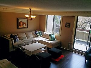 Mississauga 4-bed condo townhouse for rent (furnished)