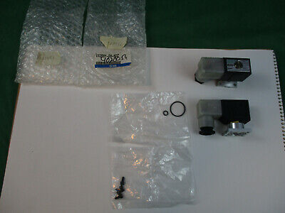 Smc Vx2131y-00--5dz Valves Lot Of 2