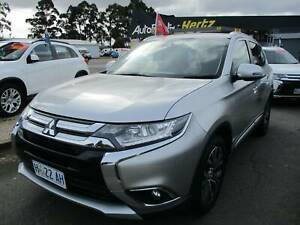 2017 MITSUBISHI OUTLANDER Burnie Burnie Area Preview