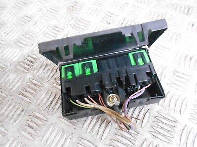 2006-13 CITROEN C4 GRAND PICASSO 1.6 HDI  RADIATOR FAN RELAY FUSE BOX 9632229480