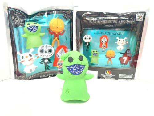 Disney Oogie Boogie Bugs Magnet The Nightmare Before Christmas Mystery Blind Bag
