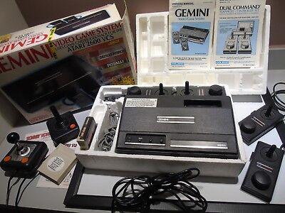 - Serial 0000338 338 Sears NTSC Atari 2600 Gemini Video Game System