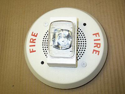 Faraday 2958 White Speaker Ceiling Mount Fire Alarm