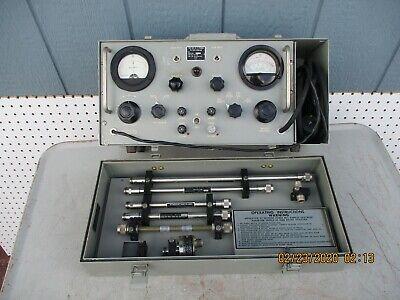 Rf Power Test Set Ts-1339usm-68 Military Meter