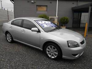 misubishi380 vrx sports automatic sedan 2007 only 136245kls Klemzig Port Adelaide Area Preview