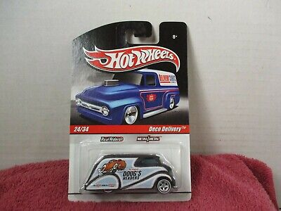 HOT WHEELS ~  DELIVERY ~ DECO DELIVERY