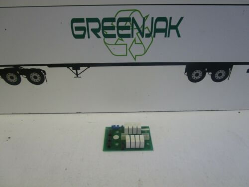 BENNETT 208033 CIRCUIT BOARD - USED - FREE SHIPPING