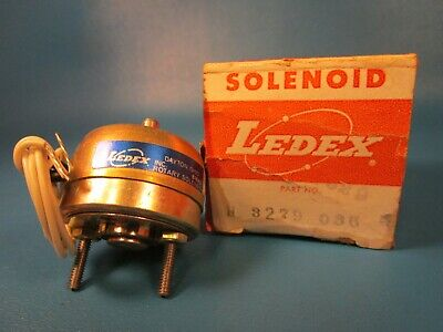 Ledex H-3279-036 Rotary Solenoid