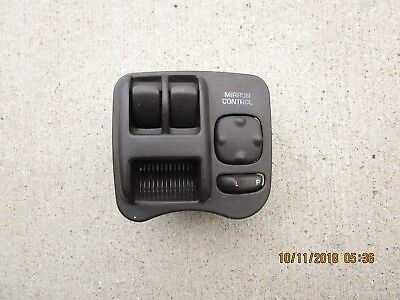 00 - 02 SATURN SC1 SC2 1.9L 3D COUPE MASTER POWER WINDOW SWITCH 21024029 00 Saturn Sc Coupe