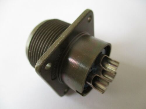 Amphenol MS3102A20-19P Electrical Receptacle Connector
