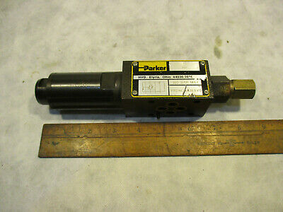 Parker Prdm2aa16svg Hydraulic Pressure Reducing Valve