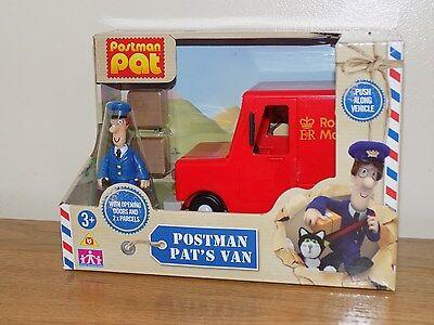 Postman Pat Special Delivery Service - Postman Pat's Van - BRAND NEW
