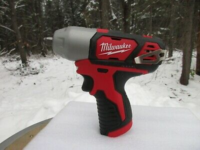 "Free Ship, Tool Only, Milwaukee 2463-20 M12 Li-ion 12 Volt 3/8"" Impact Wrench"