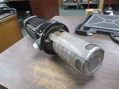 Grundfos Pump Mtr5-53 A-w-a-huuv 1.10kw 60hz 3463rpm 25bar Max Used