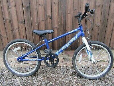 Apollo Switch Boys Girls Mountain Bike Bicycle 20 in Wheels Tyres Single Speed