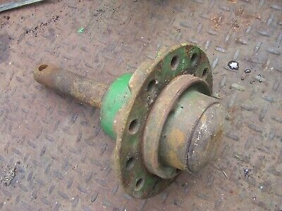 Vintage Oliver Tractor - Implement Axle Hub Assembly - 6 Bolt