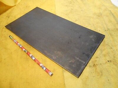 A-36 Steel Flat Bar Stock Tool Die Welding Shop Plate Stock 14 X 6 X 11 12