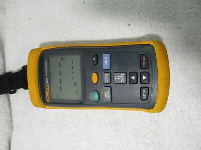 Fluke 52 Ii Dual-input Digital Thermometer