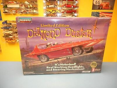 """LINDBERG  DIAMOND DUSTER  LIMITED EDITION   1/12  SCALE   SKILL 3   """"NEW"""""""