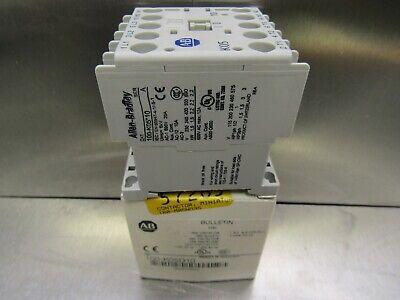 Allen Bradley 100-k05d10 Mini Contactor Ser A 120v