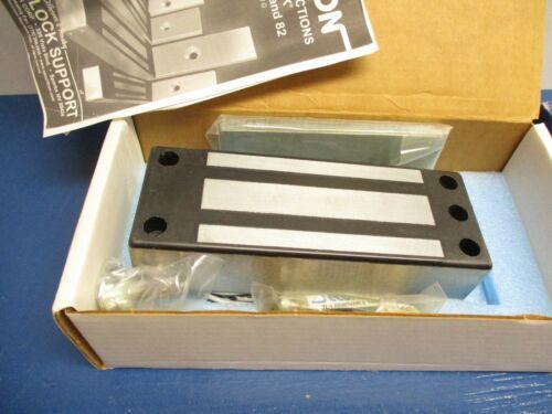 Securitron Magnalock M62F Face Drilled Gate Conduit 1200 lbs