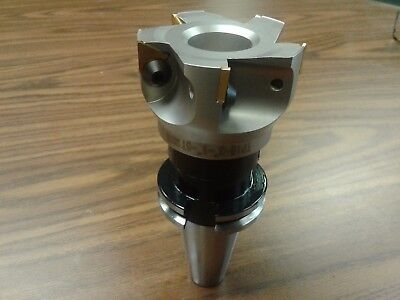 3 90 Degree Indexable Face Shell Millcat40 Face Milling Cutter 506-fmt-3-new