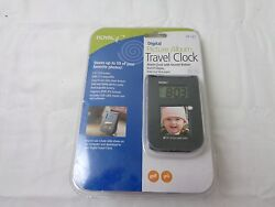 Royal Digital Picture Album Travel Clock Model PF141--BRAND NEW